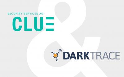Darktrace als neuer Partner von Clue
